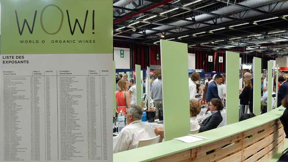 VINEXPO Bordeaux 2017 - espace WOW - 150 exposants